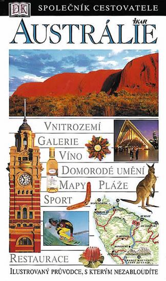 Austrálie - Společník cestovatele (dotisk 1. vydání)
