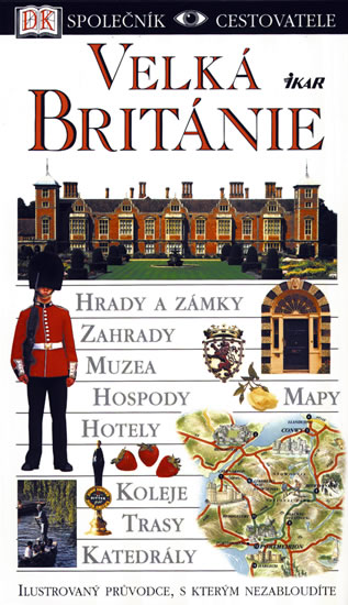 Velká Británie - Společník cestovatele