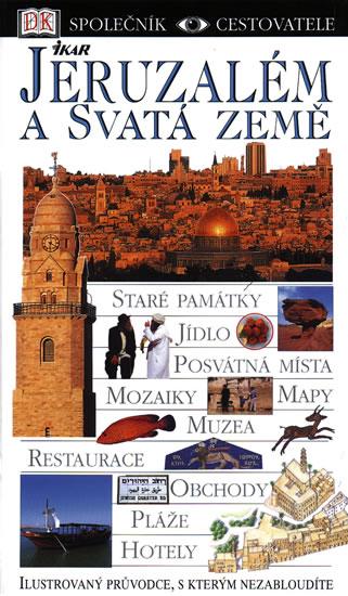 Jeruzalém a Svatá země - Společník cestovatele