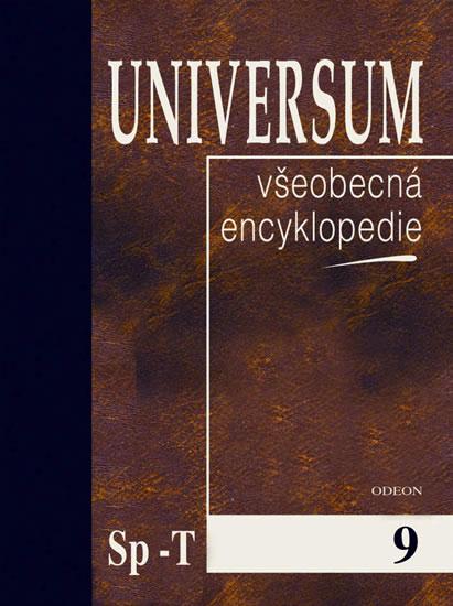 Všeobecná encyklopedie 9. Díl/Sp-T