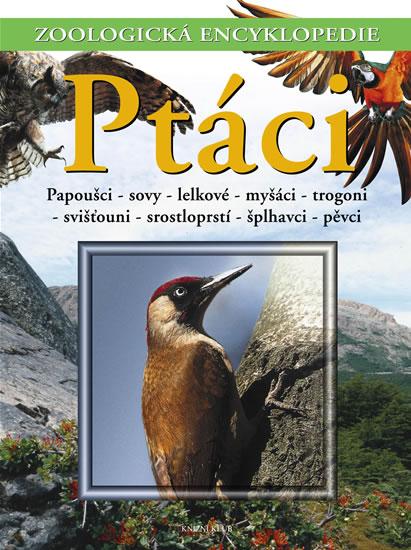 Zoologická encyklopedie - Ptáci 3