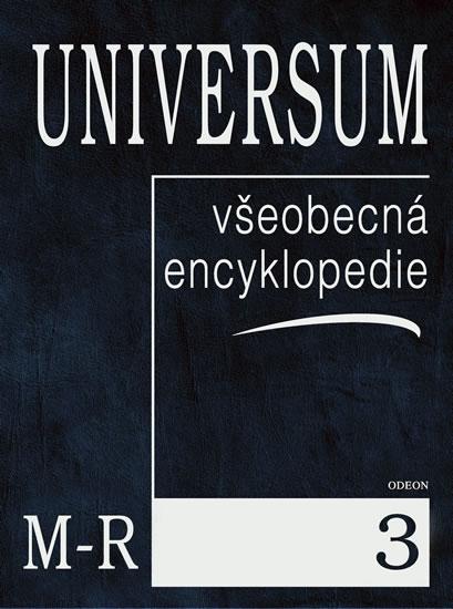 Universum - 3. Díl  (M-R)
