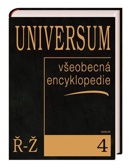 Universum - 4. Díl (Ř-Ž)