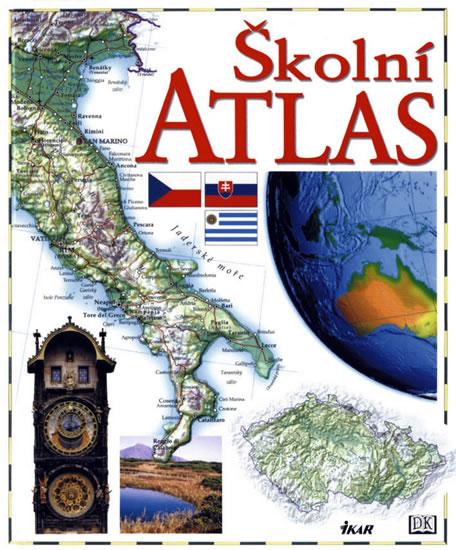 Školní atlas - 2. vydání