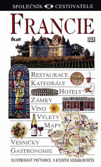 Francie - Společník cestovatele - 2. vydání