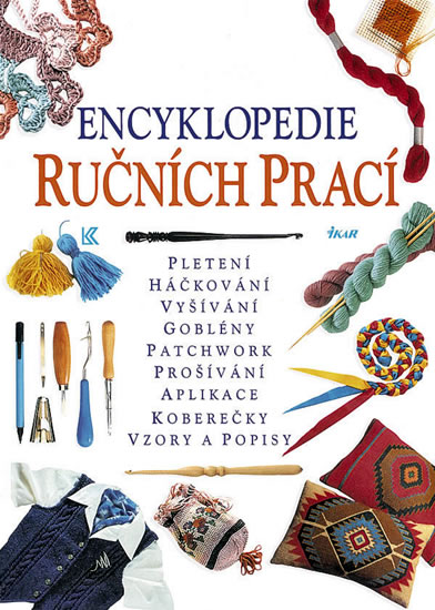 Encyklopedie ručních prací - 2. vydání