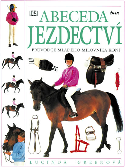 Kniha Abeceda Jezdectvi 2 Vydani Knizniklub Cz