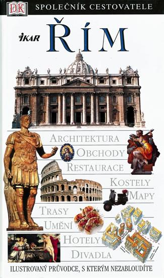Řím - Společník cestovatele - 3.vydání