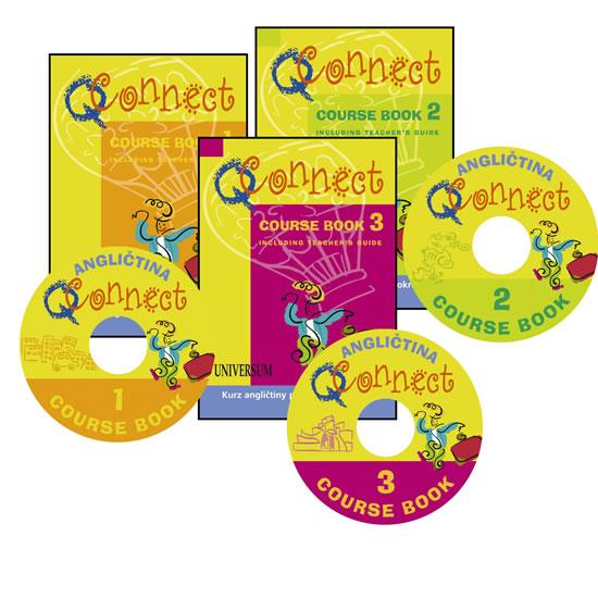 Q Group - Connect - jazykový program (1-3)