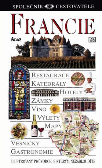 Francie - Společník cestovatele - 3. vydání