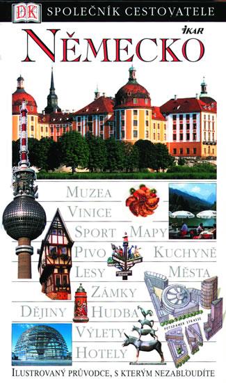 Německo - Společník cestovatele - 2. vydání