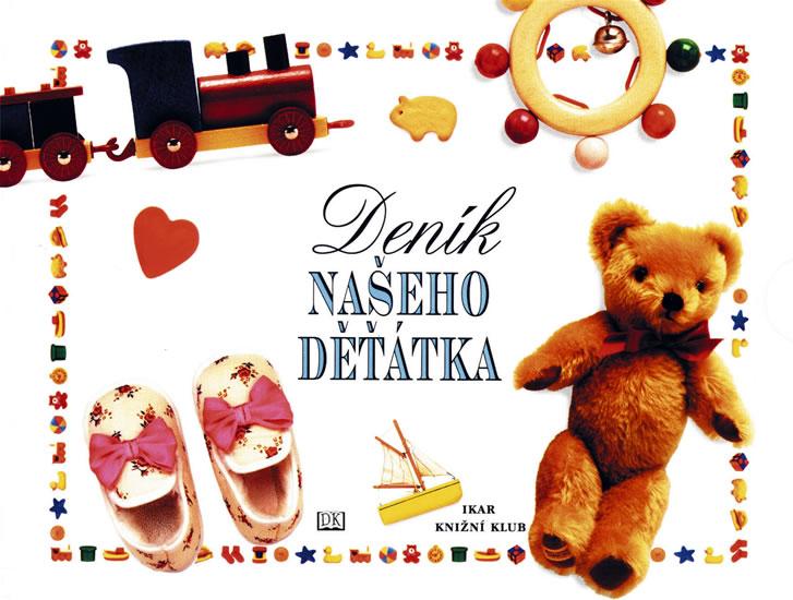 Deník našeho děťátka - 3. vydání