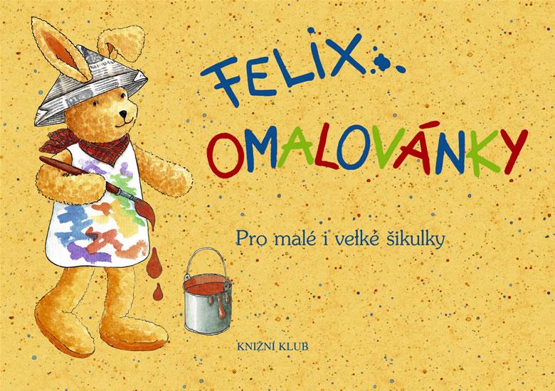 Felix - omalovánky