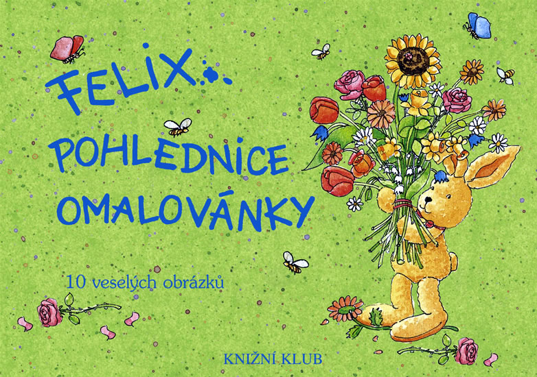 Felix - pohlednice