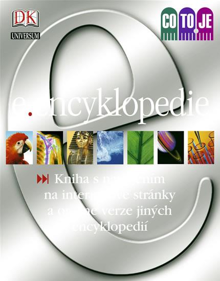 e.encyklopedie - Kniha s napojením na internetové stránky a on-line verze jiných encyklopedií