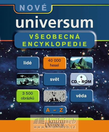 Universum A-Z (1 svazek)