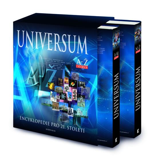 Universum (2-svazková) - Encyklopedie pro 21. století