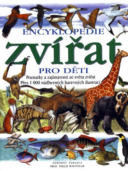 Encyklopedie zvířat pro děti - 2. vydání