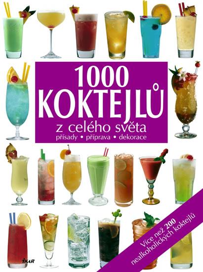 1000 koktejlů z celého světa