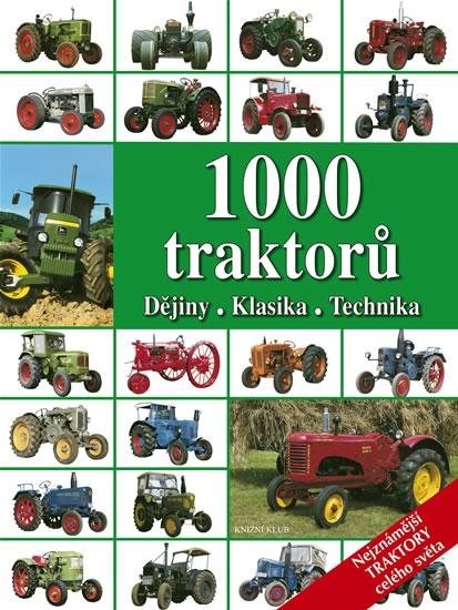 1000 traktorů