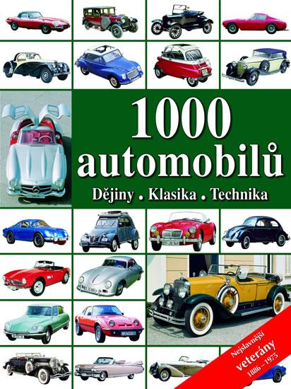 1000 automobilů