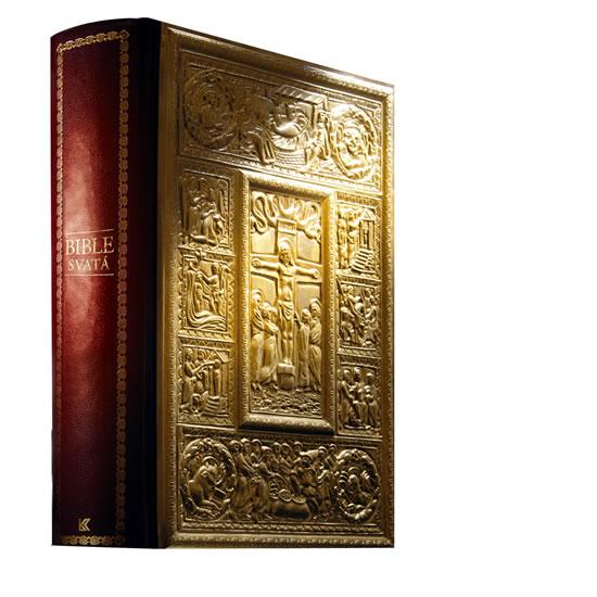 Bible Svatá aneb všecka svatá písma Starého i Nového zákona
