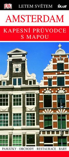 Amsterdam - Kapesní průvodce s mapou