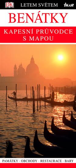 Benátky - Kapesní průvodce s mapou