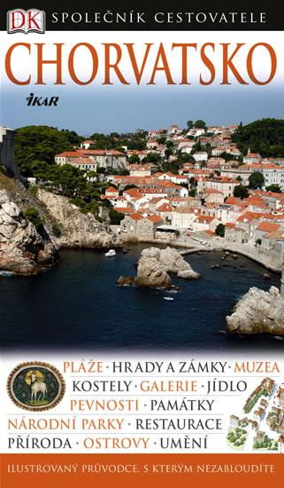 Chorvatsko - Společník cestovatele - 2. rozšířené vydání