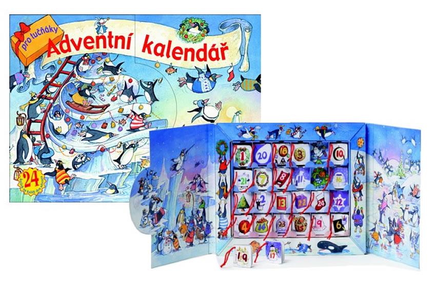 Adventní kalendář - pro tučňáky