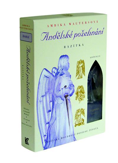 Andělské požehnání (razítka) - Andělská moudrost posilou života
