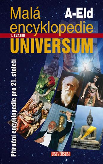 Malá encyklopedie Universum 1 - A-Eld