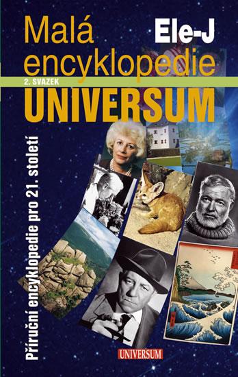 Malá encyklopedie Universum 2 - Ele-J