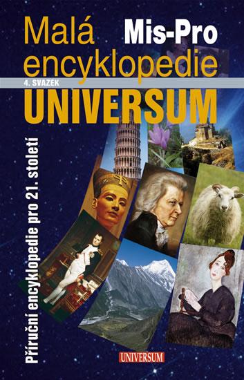 Malá encyklopedie Universum 4