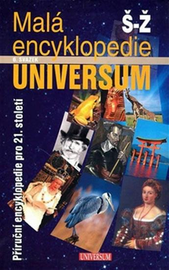 Malá encyklopedie Universum 6