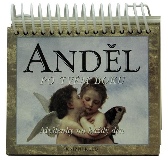 Anděl po tvém boku - Myšlenky na každý den (kalendář)