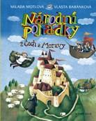 Detail titulu Národní pohádky z Čech a Moravy