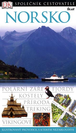 Norsko - Společník cestovatele