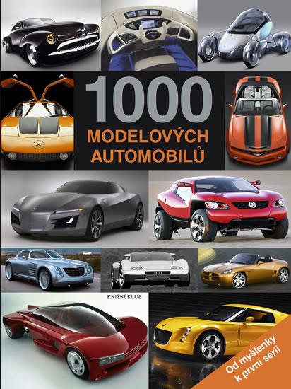 1000 modelových automobilů - Od myšlenky k první sérii