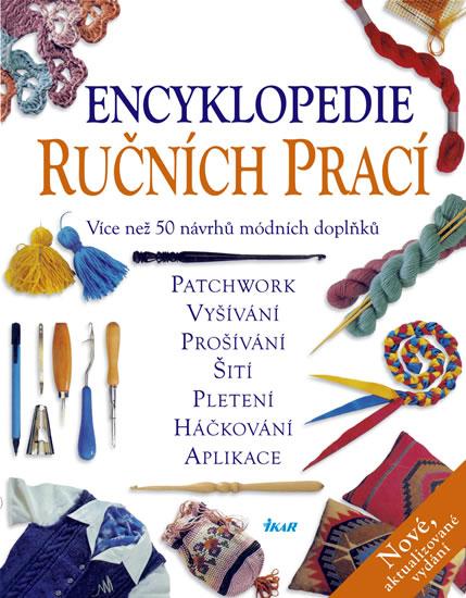 Encyklopedie ručních prací - Více než 50 návrhů módních doplňků