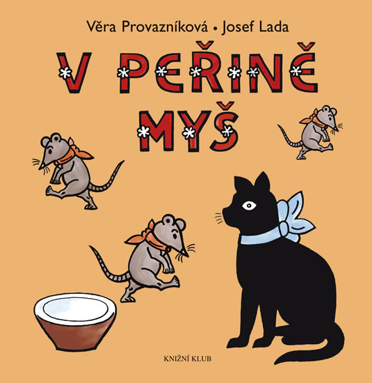 V peřině myš