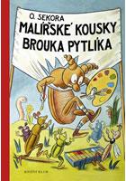 Detail titulu Malířské kousky brouka Pytlíka