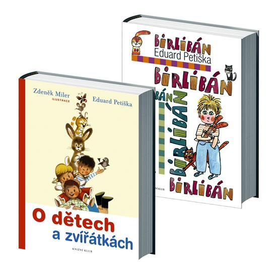 Komplet O dětech a zvířátkách + Birlibán