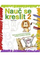 Detail titulu Nauč se kreslit 2 - Nauč se kreslit krok za krokem zvířata a postavy z džungle