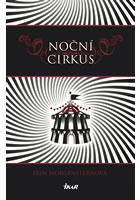 Detail titulu Noční cirkus
