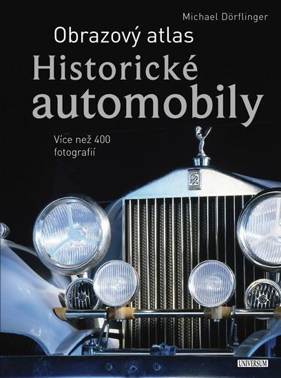 Obrazový atlas. Historické automobily