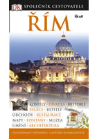 Detail titulu Řím - Společník cestovatele