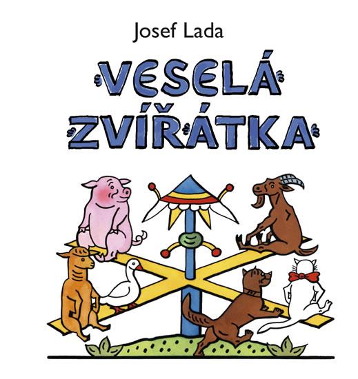 VESELÁ ZVÍŘÁTKA - 2. VYDÁNÍ