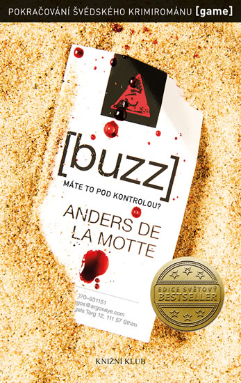 la Motte Anders de - Buzz