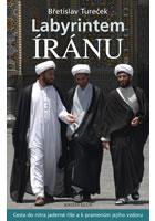 Detail titulu Labyrintem Íránu